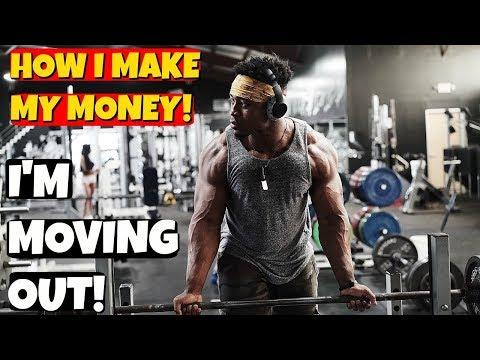 How Do I Make Money?? | I'm Moving Out!!