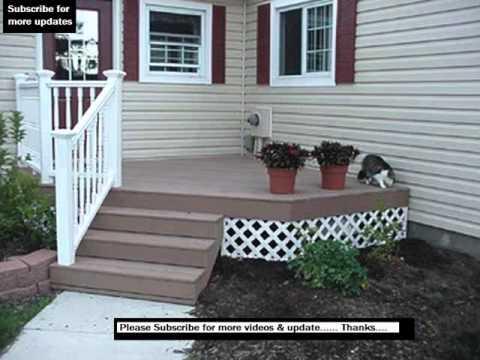 Veranda Decking Design Ideas, Pictures