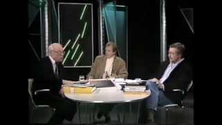 Palmemordet 1988 Polisspåret: Sven Anér och Leif GW Persson debatterar