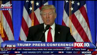 """TRUMP BLATANTLY IGNORES REPORTERS: """"You"""