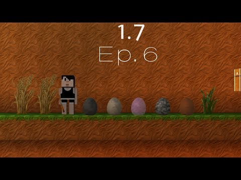 The Blockheads 1.7: Episode 6 How to Get Different Colored Eggs