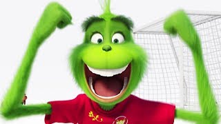 """THE GRINCH """"Football World Cup"""" TV Spot Trailer (Funny 2018) Animated Movie HD"""