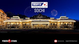 EPT SOCHI Main Event, Day 3 (Cards-Up)