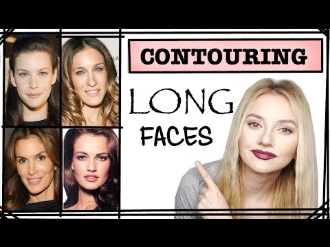 Long/Slim Faces - PART 6 (CONTOURING SERIES)