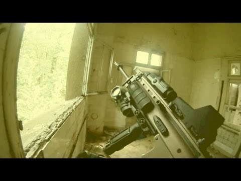 (Airsoft Game) 10/07/11 ; Foxs ; Dreux ; GoPro HD