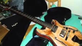 Trey Anastasio Guitar lesson