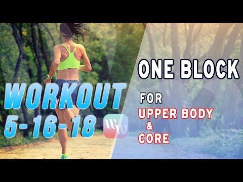 Workout 5-16-18