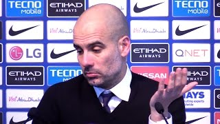 Manchester City 2-2 Tottenham - Pep Guardiola Full Post Match Press Conference