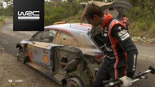 WRC - Kennards Hire Rally Australia 2017: Highlights Stages 7-11
