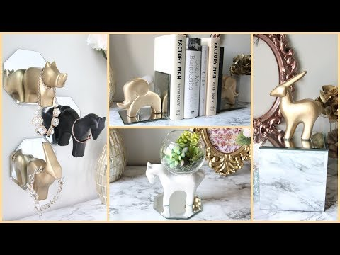 EASY DOLLAR TREE ROOM DECOR DIYS