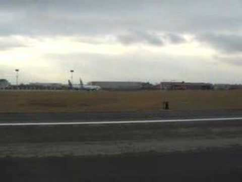 Landing into Turin