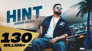 HINT (Full Video) Karan Aujla | Rupan Bal | Jay Trak | Latest Punjabi Songs 2019