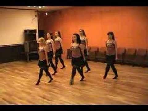 Connemara Irish dance group