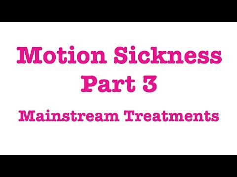Motion Sickness In Dogs Part 3 - Mainstream Treatments