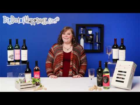 How to Apply Wine Bottle Labels - Big Dot of Happiness