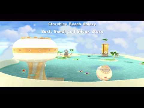 Super Mario Galaxy 2 #31 - Starshine Beach Galaxy