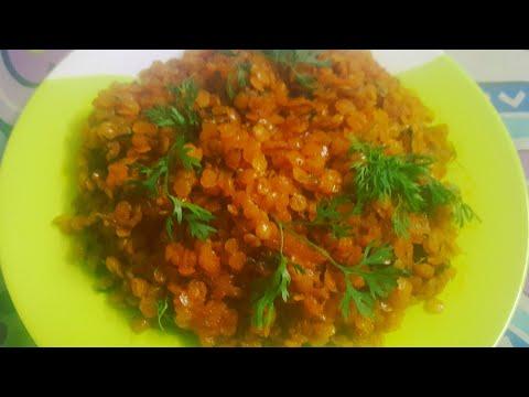 Khadi Daal/ An Authentic Recipe of Gulbargha(Masoor ki Daal)/ Red Lentils
