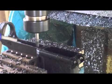CNC Milling 80% Lower
