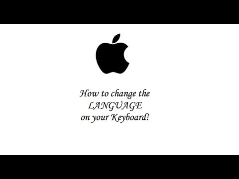 How to change the language on your keyboard | Lariseca