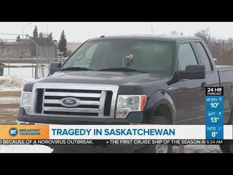 Tragedy In Saskatchewan