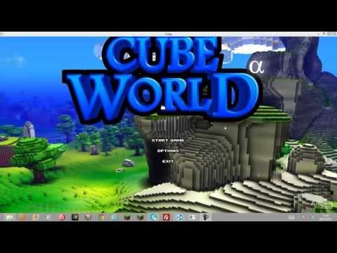 Faire un serveur Cube World en Local (LAN)