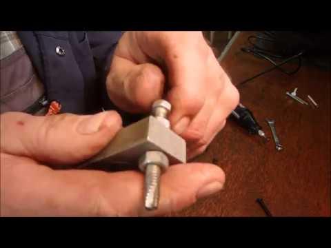 Repairing a Flywheel Puller