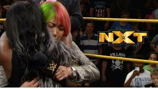 Asuka says goodbye to NXT - BREAKING NEWS - WWE NXT 6 SEPTEMBER 2017