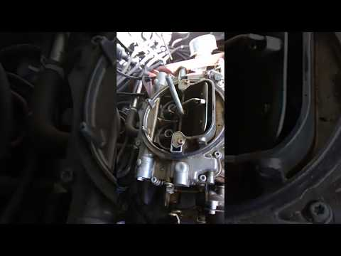 Edelbrock Carb help? Where is the fuel filter  located ??