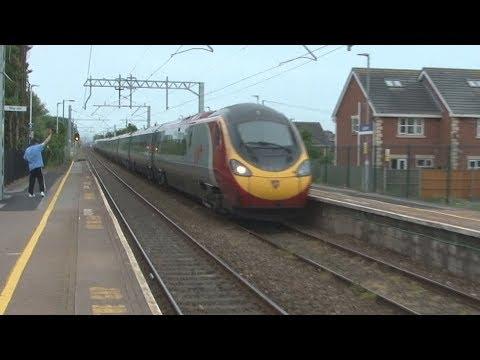 Blackpool North & Layton 2/6/18 LOCO TV UK