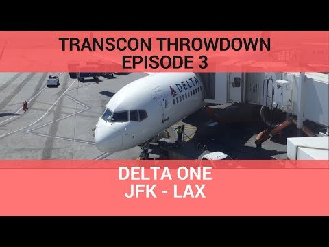 Episode 3: Best way to cross the USA...Delta?