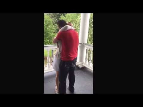 Sweetest marriage proposal of all time in Charleston South Carolina!! (Lowndes Grove)
