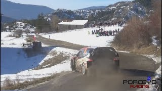BEST OF WRC RALLY  2017 | Highlights, Maximum Attack & Action | By Porceyo Racing