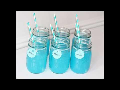 Baby shower drink ideas