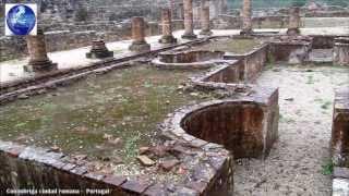 Conimbriga ciudad romana    Portugal