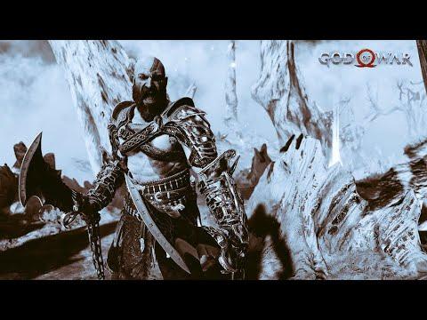 God of War | PS4 | exploring Norse world |Muspelheim| Niflheim & more # 16