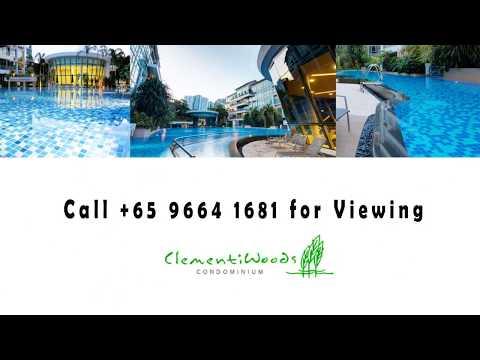 Clementi Woods Condominium - Resale Team Hotline 96641681