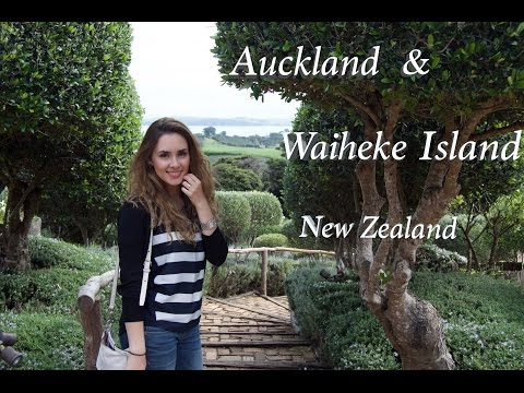Auckland & Waiheke Island, New Zealand Travel Guide