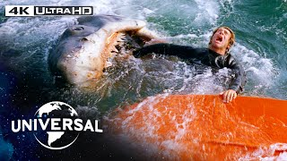 Jaws | Terror at the Beach Reopening in 4K Ultra HD