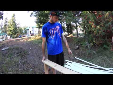 How to make a rail