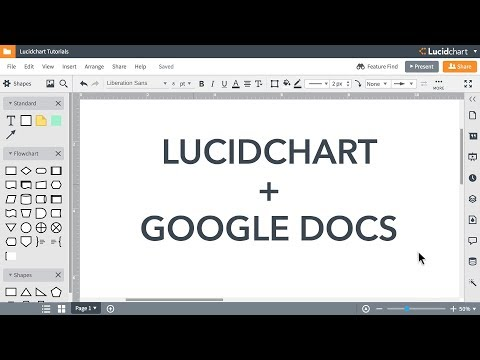 Lucidchart Tutorials - Add Diagrams to Google Docs