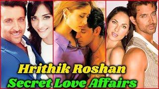 Secret Love Affairs of Hrithik Roshan | You Never Know
