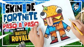 Dibujos De Picos De Fortnite Faciles