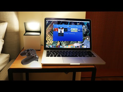 How To Set Up PS4 Remote Play For Mac and PC !!! NEW 3.50 Update