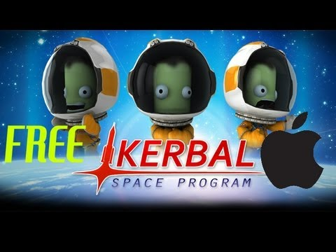 How to Kerbal Space Program free for Mac!