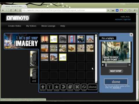 Make Movies From Your Pictures - Great Tool For Real Estate Agents
