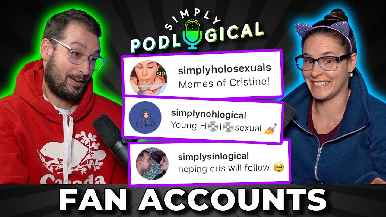 What We Really Think About Fan Accounts - SimplyPodLogical #31