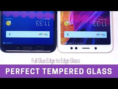 Perfect Tempered Glass For Redmi Note 5 Pro/Redmi Note 5 | Full Glue Edge to Edge Glass