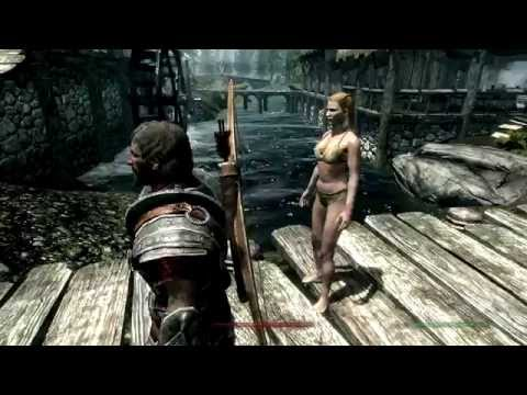 Skyrim Multiplayer Mod - Joined with TheRandomScotsman