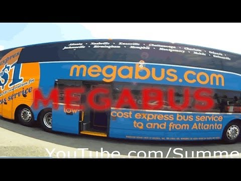 What is MegaBus REALLY like? Clean? Safe? Cheap?