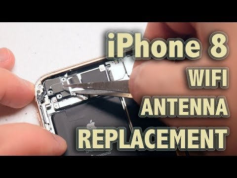 iPhone 8 WiFi Antenna Replacement